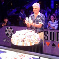 Negreanu defeated; Barry Shulman wins WSOPE Main Event