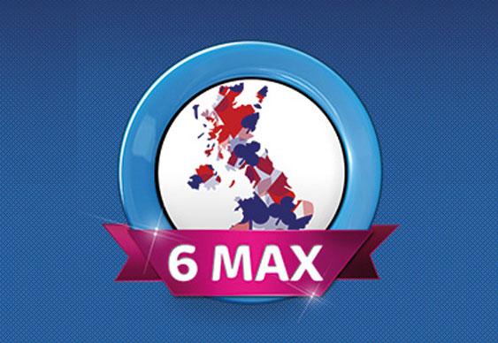 Sky UK Six-Max Championship Starts Today
