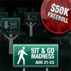 Sit & Go Madness at Full Tilt Poker