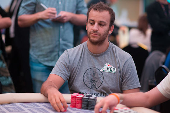 Mizzi Among WPT Amsterdam Leaders