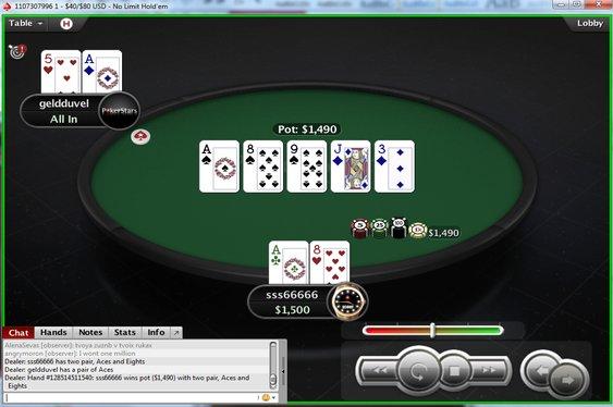 First $1m Spin & Go Winner
