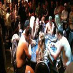 Strip poker champion crowned