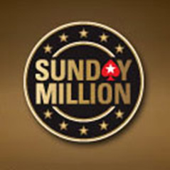 Sunday Million final table dominated by massive chip leader