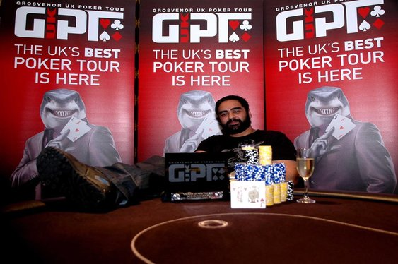 Sunny's Delight at GUKPT Manchester