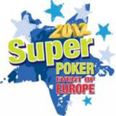 Super Poker Event of Europe satellites this week