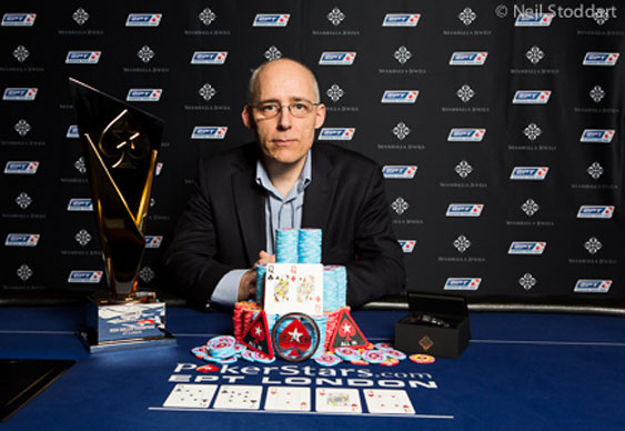 Shakerchi is EPT London's Highest Roller