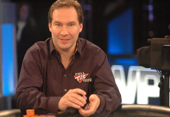 Ted Forrest loses 50lbs in two months, wins $2,000,000