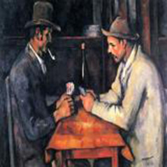 The Card Players sells for £158.4m