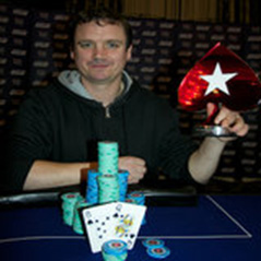 Finneran Finishes his UKIPT Foes