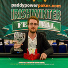 Tim Hartmann wins Irish Winter Festival
