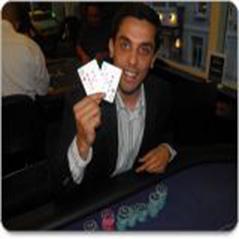 Tre Azam wins Crestbay Poker Challenge
