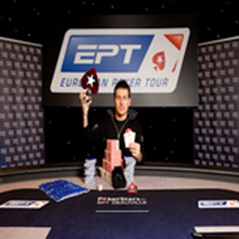 Vadzim Kursevich wins EPT Deauville for €875,000