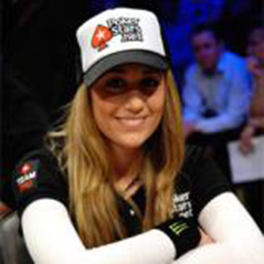 Vanessa Rousso leads WPT Five Diamond