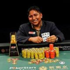 Victorino Torres wins PokerStars APPT Macau