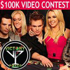 Win a life of luxury with Victory Poker