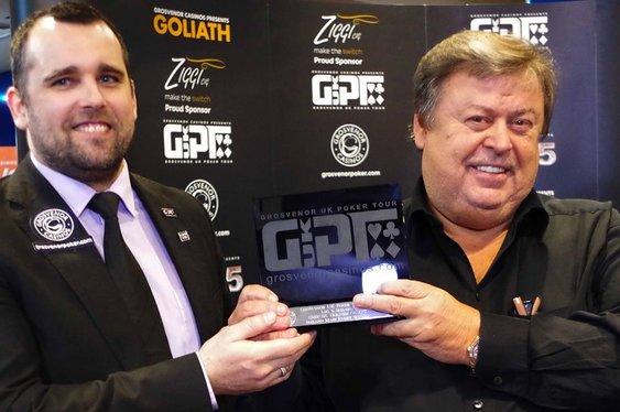 Ilyukhin Crowned GUKPT London Champion
