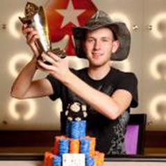 Vladimir Geshkenbein wins EPT Snowfest