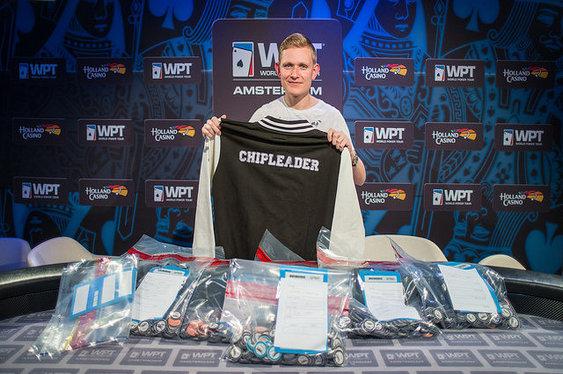 Steve Warburton Heads WPT Finale