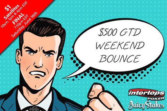 Weary Workers Recharge at $500 GTD Weekend Bounce Tournament