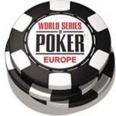 Dinnertime! WSOPE Main Event finishes level four