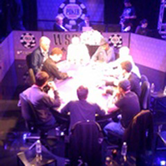 WSOPE Main Event Final table commences
