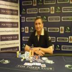 Zuhair Razook wins June's Fox Poker Club Main Event
