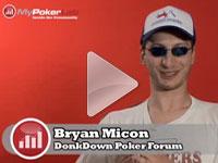 Bryan Micon's Favourite Poker Anecdote