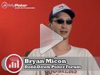 Bryan Micon Interview