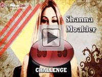 Shanna Moakler goes 50/50