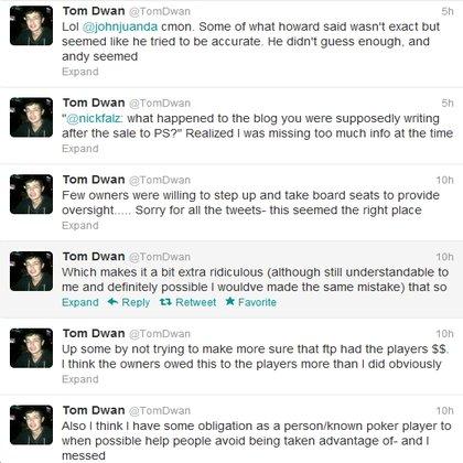 Dwan Tweets