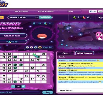 Soc Gambling apps Zynga