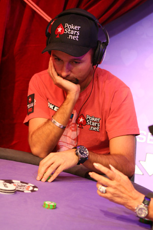 Negreanu in the Tank